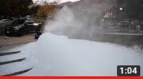 snowmaking fun